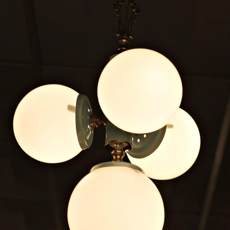 Lámpara años 60:  de Ruzafa Vintage