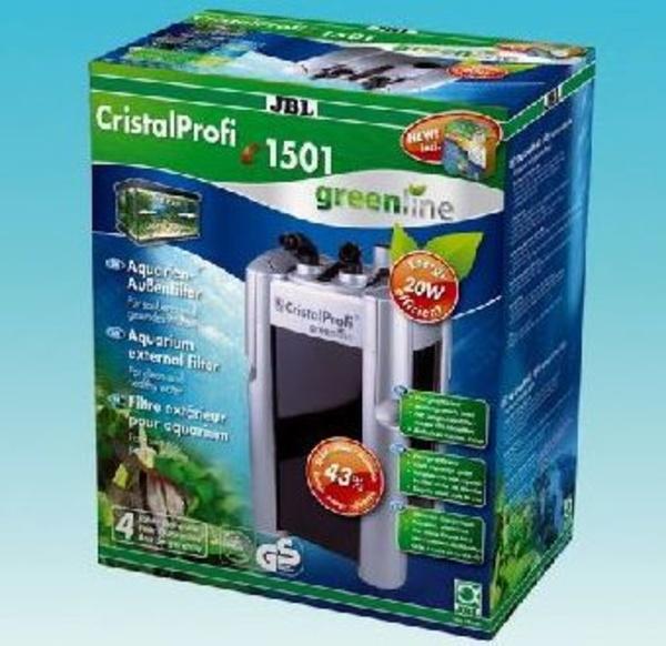 JBL CristalProfi e1501 greenline.