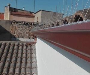 Todos los productos y servicios de Reparación y limpieza de canalones: Canalones Estacio
