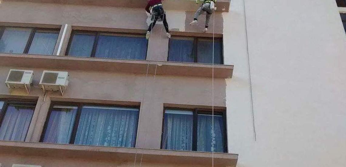Reparación de fachadas en Asturias con total seguridad