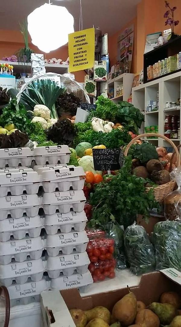 Productos ecológicos: Productos y servicios de La Botika de la Salud