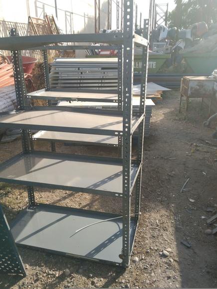 estanterias en chatarras clemente de albacete