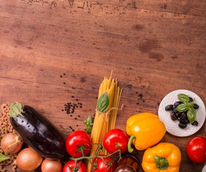 Cocina mediterránea: Nuestra cocina de M-15 Bar