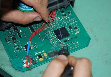 Reprogramación electrónica