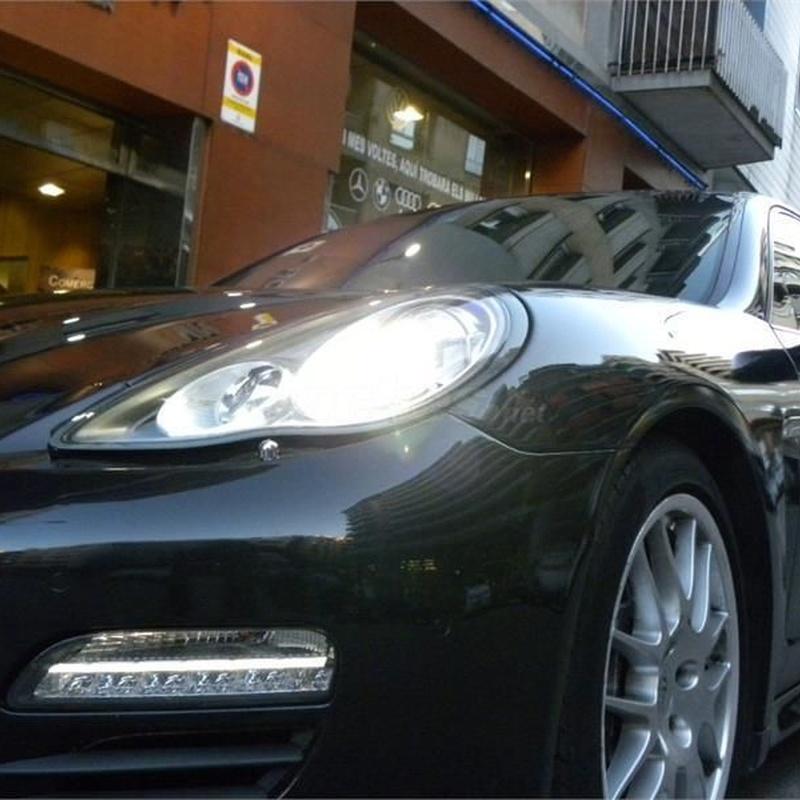 Porsche Panamera 3.0 TD Tiptronic 5p.: Servicios de Comercial Víctor