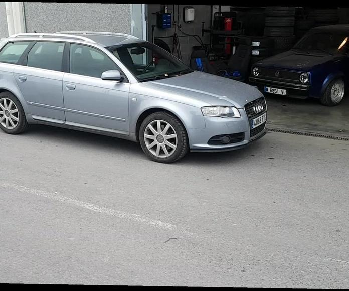 Audi A4 B7 - AirRex