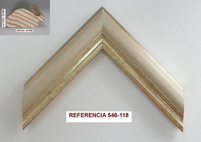 REF 546-118: Muestrario de Moldusevilla