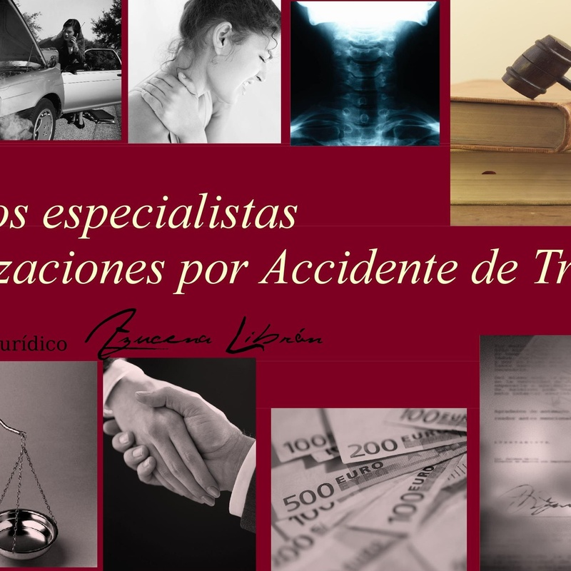Abogados Especialistas en Indemnización por Accidente de Tráfico: Areas y Especialidades de Despacho Jurídico Azucena Librán