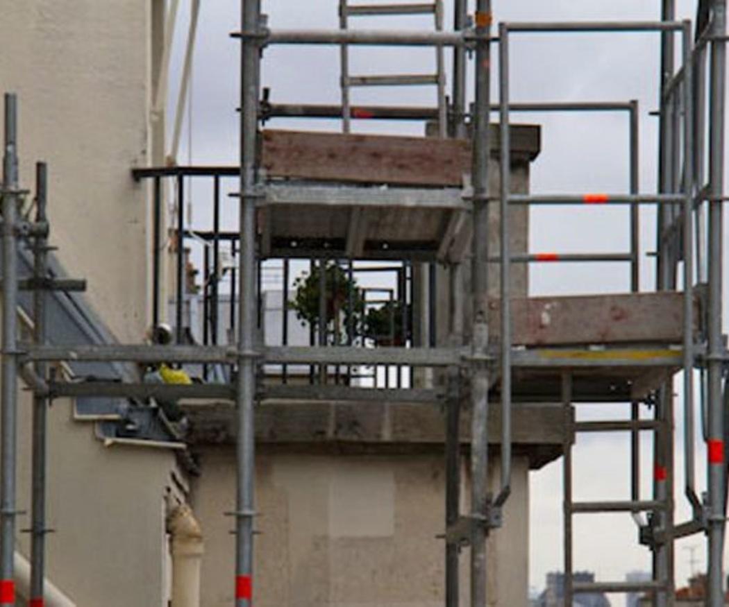 Los robos en las obras de construcción
