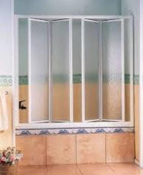 Mamparas de baño - Hojas plegables Sevilla