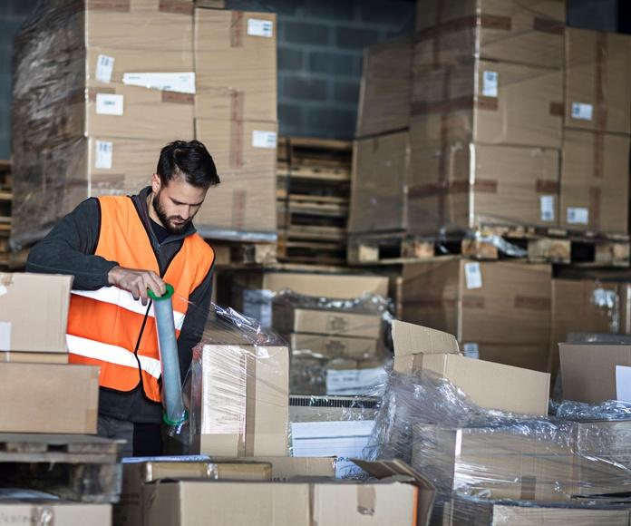 Mudanzas de oficinas: Servicios de Mudanzas Molina