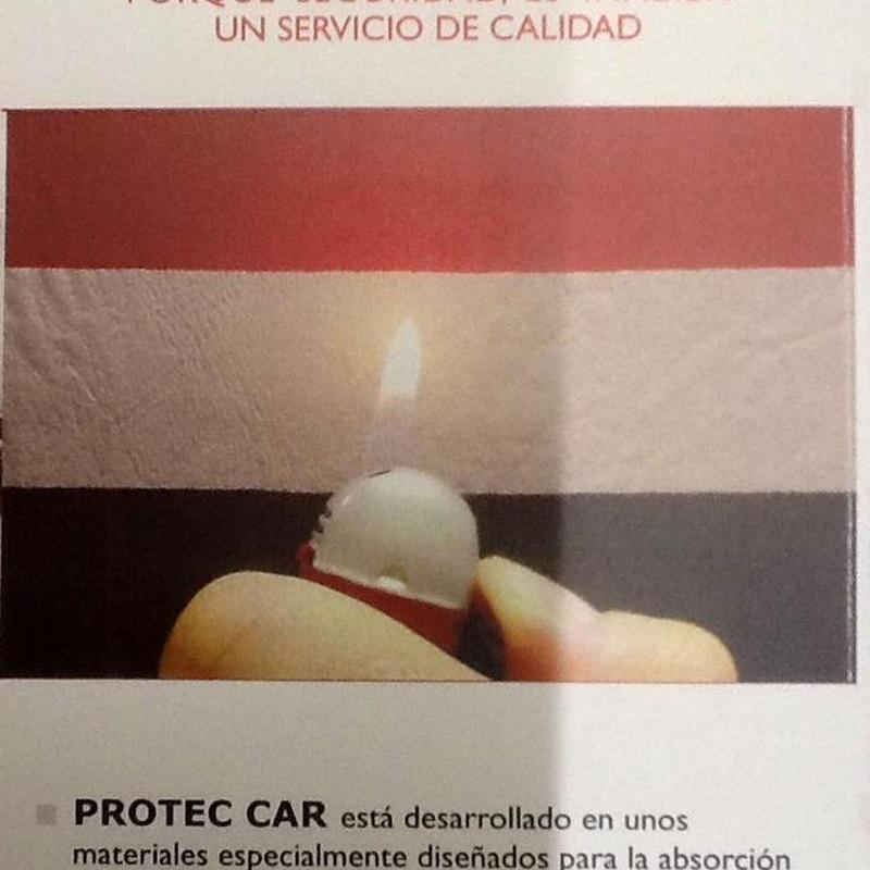 Protectores de párking Protec Car: Productos de Bricolatge Martí