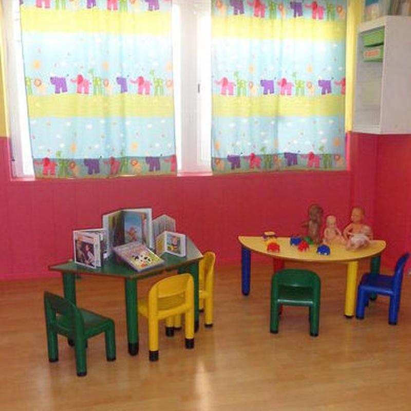 Educación: Servicios de ESCUELA INFANTIL PEQUE-SOL, S.L.