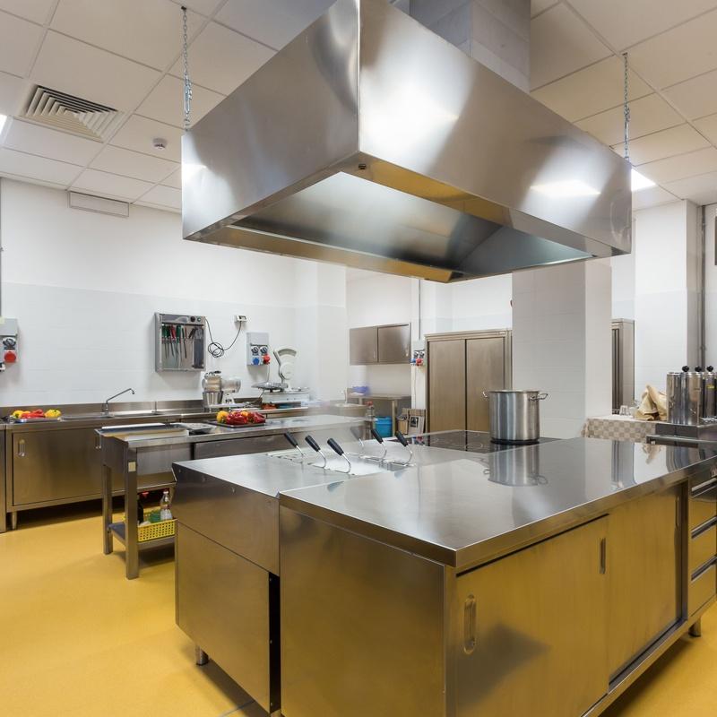 Extracción de humos de cocinas: Servicios de Desatascos El Toro
