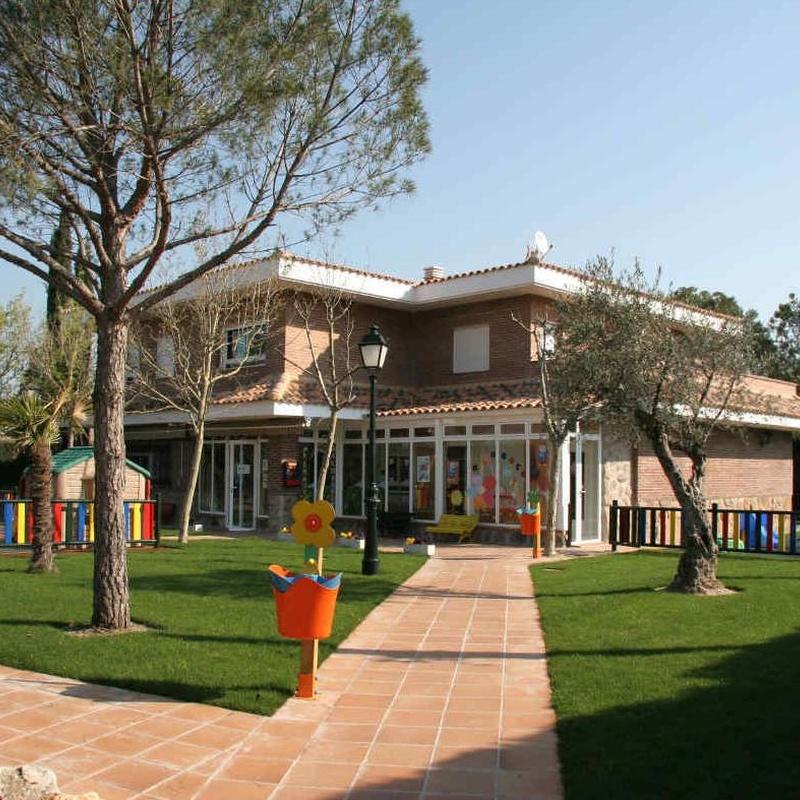 Jardín exterior: Actividades de ESCUELA INFANTIL OSO BABY