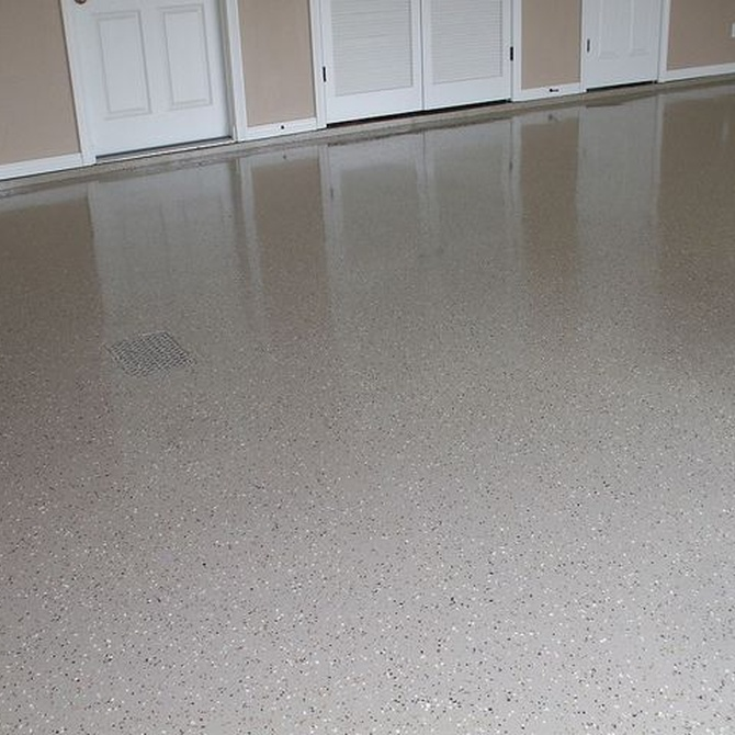 ¿Cuáles son las ventajas de los pavimentos de resina?