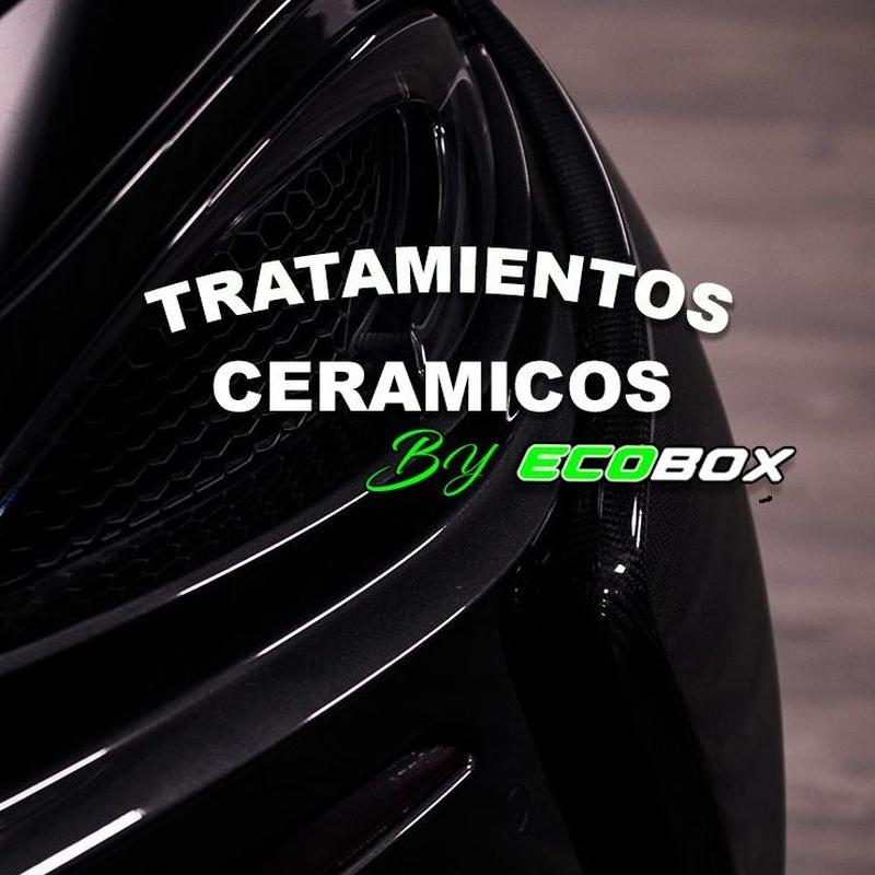 Tratamientos Cerámicos by Ecobox: Tratamientos  de