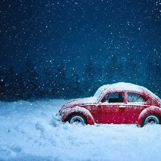Mantenimiento básico del coche en invierno