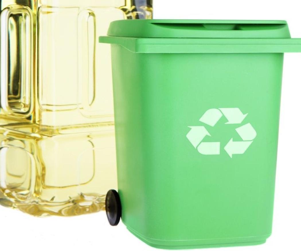 Las cifras del reciclaje de aceite usado