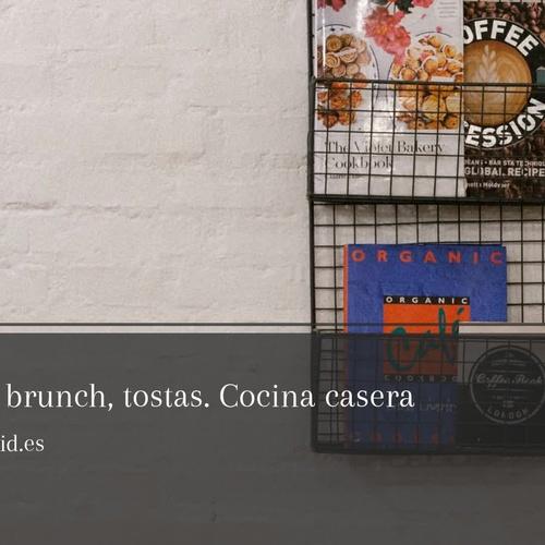 Breakfast y Brunch al lado del museo del Prado | Plenti