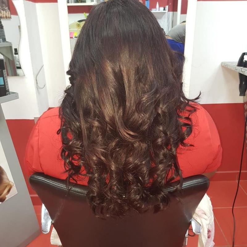 Peinados y Recogidos: Servicio de Janlet Barber Shop Unisex