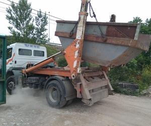 Transporte de contenedores en Asturias