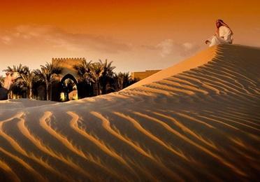 Dubái y el Desierto