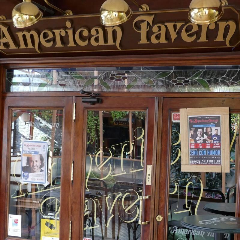 American Tavern: Nuestros locales de Zoco Villalba