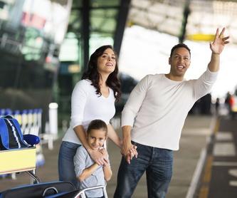 Servicio de taxi próximo a Reinosa: Servicios de Taxi Agustín