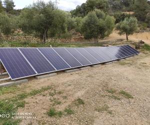 Sistemas bombeo solar