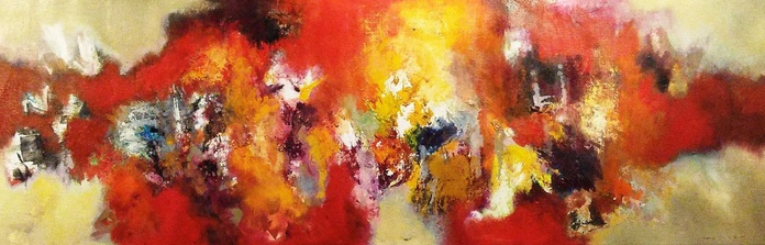 Abstracto, de Albán Torres.
