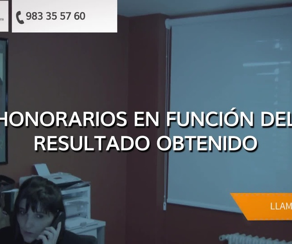 Abogados de accidentes en Valladolid