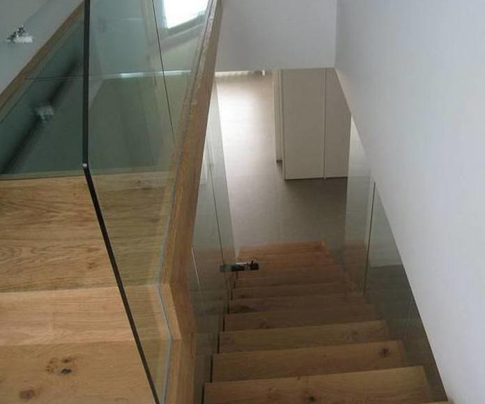 suelos para escaleras de madera en bilbao