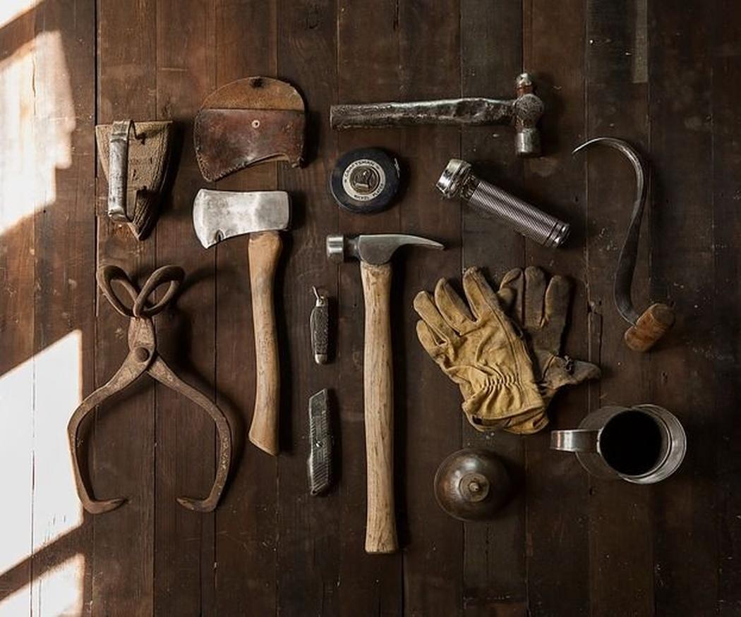 Los distintos tipos de herramientas que existen