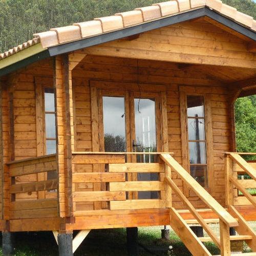 Diseños personalizados de casas de madera