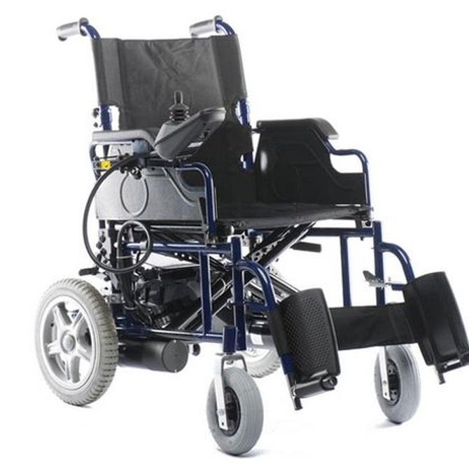 ¿Qué aportan las sillas de ruedas eléctricas?