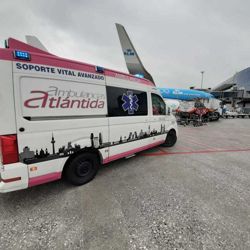 Viaje Benidorm _ Aeropuerto Madrid Barajas