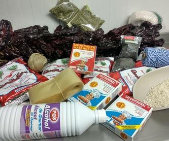 Pimentón de la Vera: Nuestros productos de Bodega Cabria