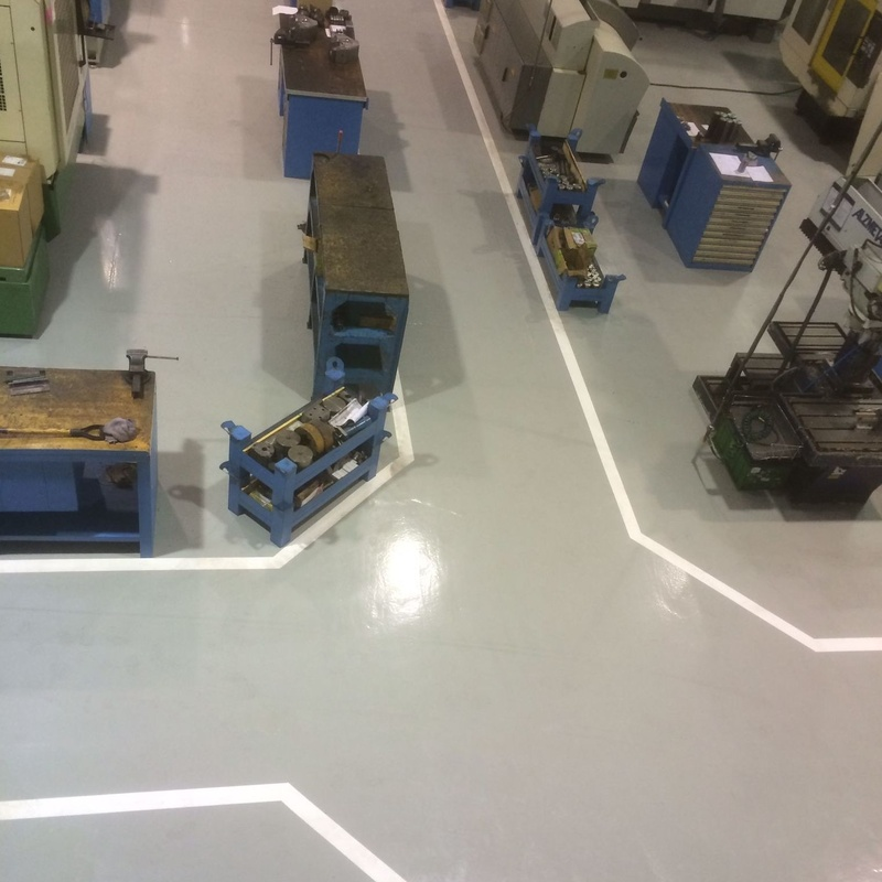 Pavimentos decorativos: Productos y Servicios de Tepox Norte