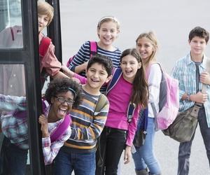 Rutas de colegio