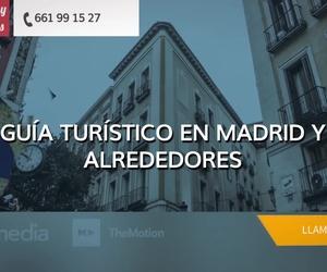 Guía turística en Madrid centro | Viajes y visitas