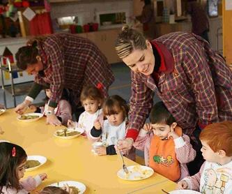 Relación con los padres : Nuestro Centro de Ciudad Infantil San Jorge ( Nursery School )