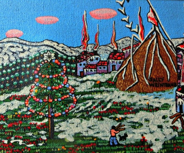 Navidad en la sierra