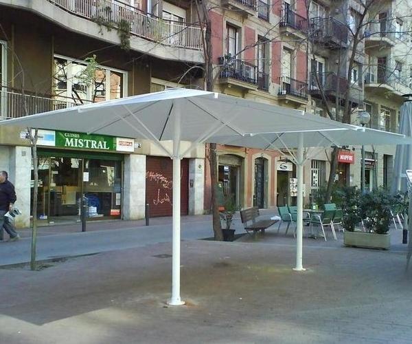 Toldos y pérgolas en Barcelona | Toldos Barcino