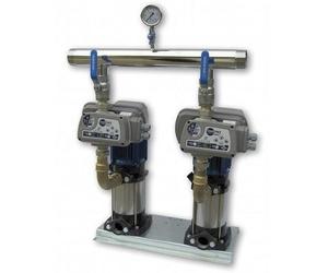 Equipo de presión con variador y alternancia