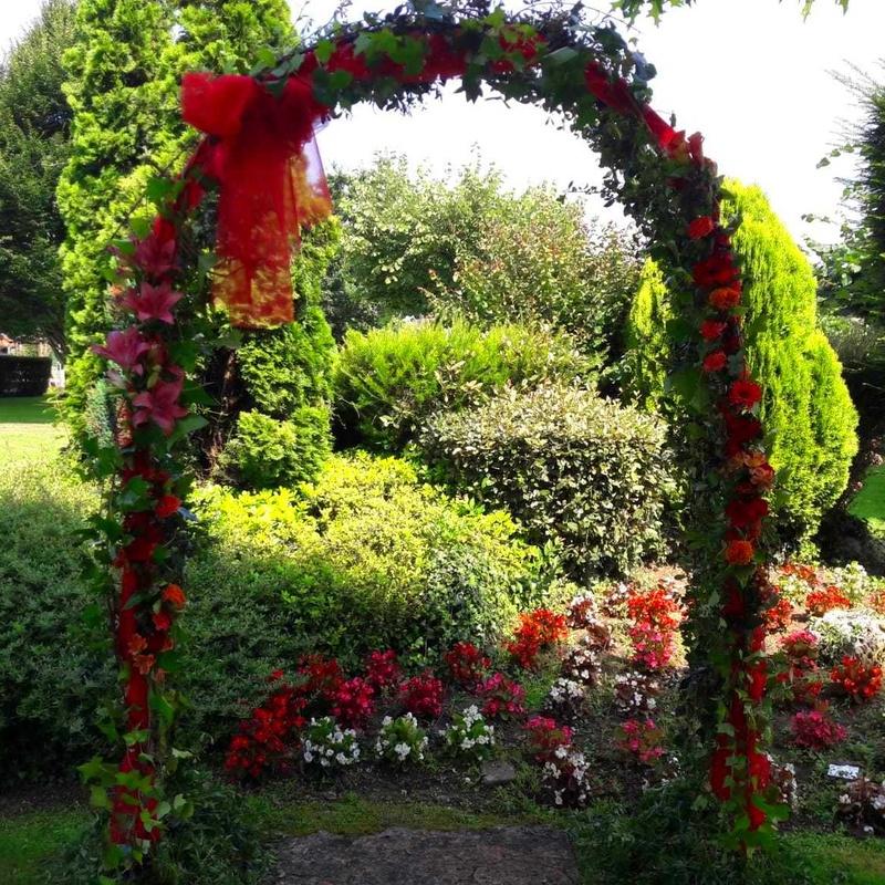 Arco de  flores: Productos de Floristería Kiara