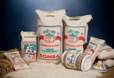 Variedades de arroz de Calasparra