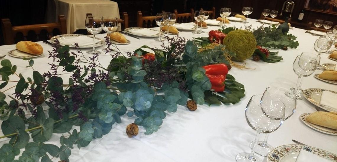Restaurante para celebrar bodas en Derio