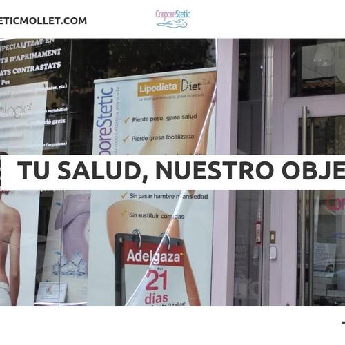 Perder peso en Mollet del Vallès | Corporestetic