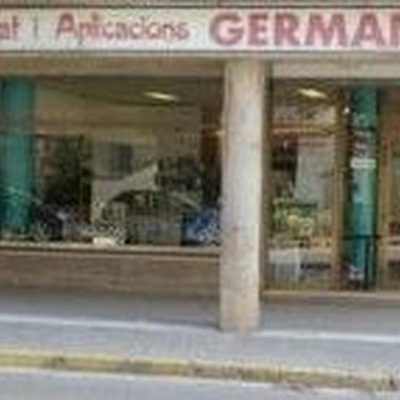 Electrodomésticos: Servicios de Electricitat i Aplicacions Germán, S.L.